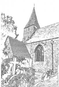 Wateringbury Church